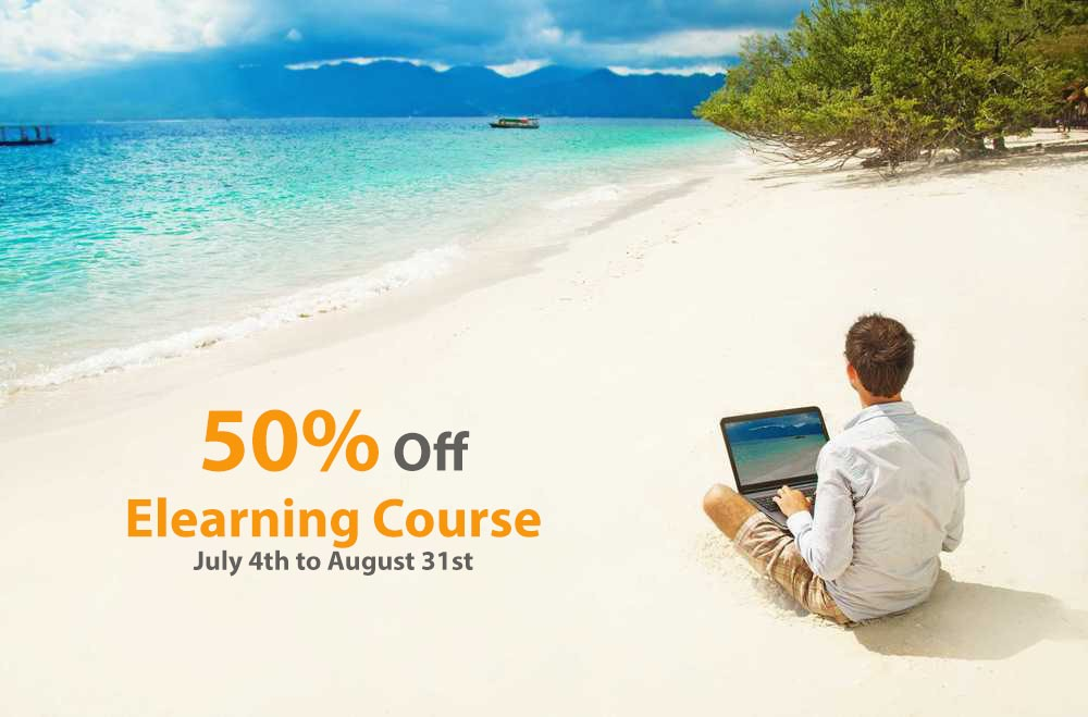 50% off elearning
