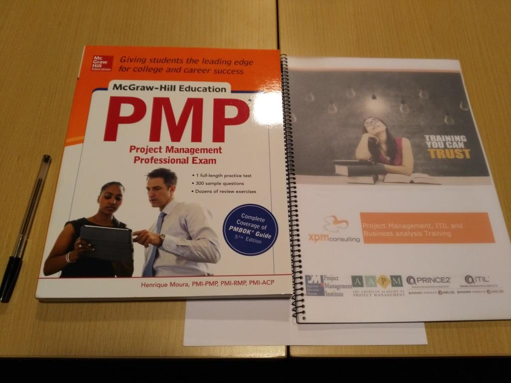 Pmp Certification Course Of Pmi Project Management Professional