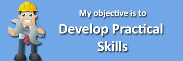 develop practical skills